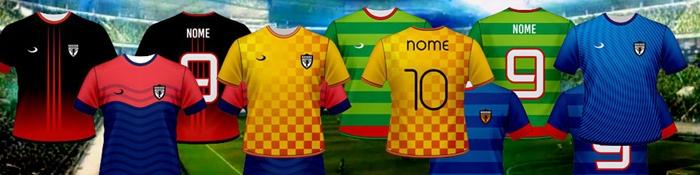 d7e59ebd6a7ed Fabricamos uniformes esportivos totalmente personalizados
